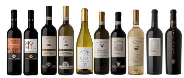 Guicciardini Strozzi Wines